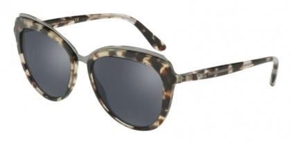 Dolce & Gabbana 0DG4304 288/6G Cube Fog - Grey Mirror Black