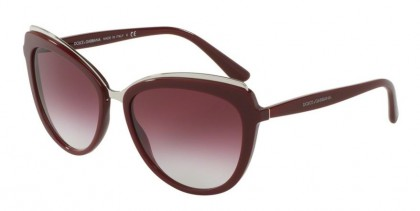 Dolce & Gabbana 0DG4304 3091/8H Bordeaux - Violet Gradient