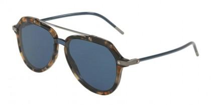 Dolce & Gabbana 0DG4330 314180 Blue Havana - Blue