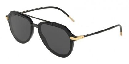 Dolce & Gabbana 0DG4330 501/87 Black - Grey