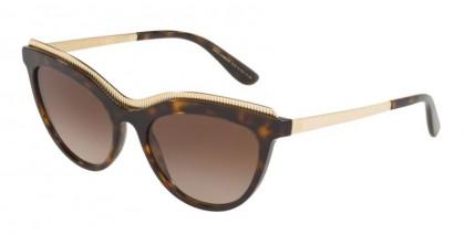 Dolce & Gabbana 0DG4335 502/13 Havana - Brown Gradient