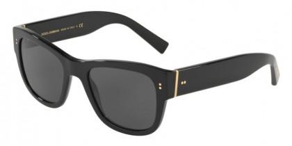 Dolce & Gabbana 0DG4338 501/87 Black - Grey