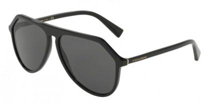 Dolce & Gabbana 0DG4341 501/87 Black - Grey