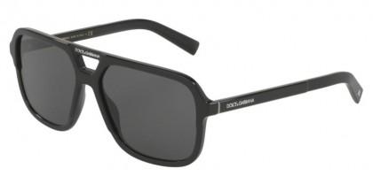 Dolce & Gabbana 0DG4354 501/87 Black - Grey