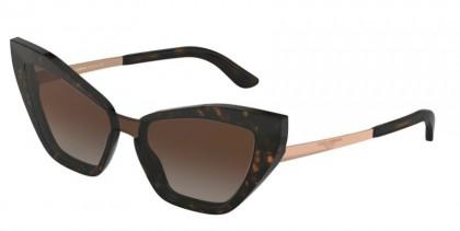 Dolce & Gabbana 0DG4357 502/13 Havana - Brown Gradient