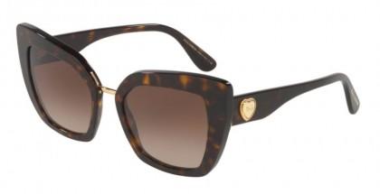 Dolce & Gabbana 0DG4359 502/13 Havana - Brown Gradient