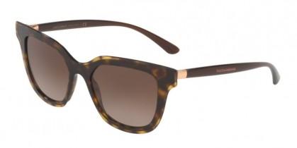 Dolce & Gabbana 0DG4362 502/13 Havana - Brown Gradient