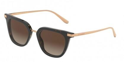 Dolce & Gabbana 0DG4363 502/13 Havana - Brown Gradient
