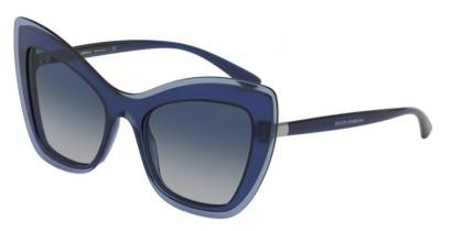 Dolce & Gabbana 0DG4364 30944L Opal Blue - Blue Gradient