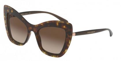 Dolce & Gabbana 0DG4364 502/13 Havana - Brown Gradient