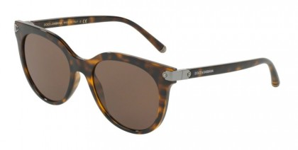Dolce & Gabbana 0DG6117 502/73 Havana - Brown