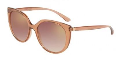 Dolce & Gabbana 0DG6119 31486F Transparent Pink - Gradient Pink Mirror Pink