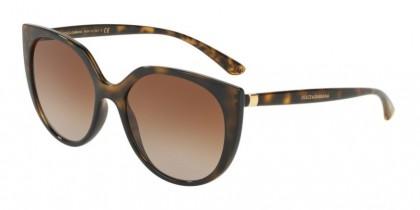 Dolce & Gabbana 0DG6119 502/13 Havana - Brown Gradient