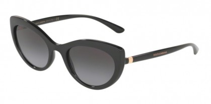 Dolce & Gabbana 0DG6124 501/8G Black - Grey Gradient