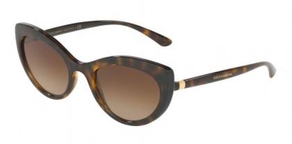 Dolce & Gabbana 0DG6124 502/13 Havana - Brown Gradient