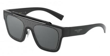 Dolce & Gabbana 0DG6125 501/6G Black - Grey Mirror Black