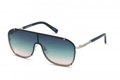 Dsquared2 DQ0291 16P Silver - Green Shaded