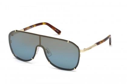 Dsquared2 DQ0291 SIERRA 32X Gold - Blue