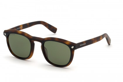 DSquared2 DQ0305 52N Havana - Dark Green