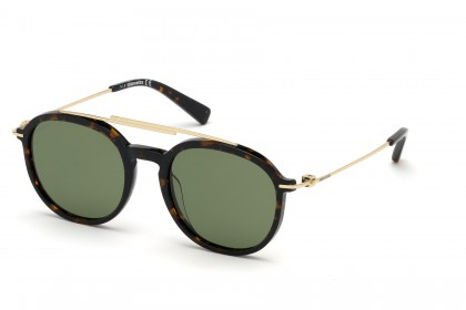 DSquared2 DQ0309 52N Havana - Dark Green