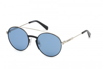 DSquared2 DQ0319 16V Palladium Black - Blue