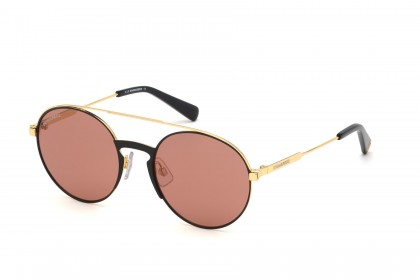 DSquared2 DQ0319 30S Black Gold - Red