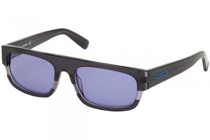 DSquared2 DQ0334 TUUR 56E Grey - Violet