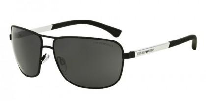 Emporio Armani 0EA2033 309487 Black Rubber - Grey