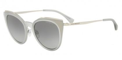 Emporio Armani 0EA2063 301511 Silver - Grey Gradient