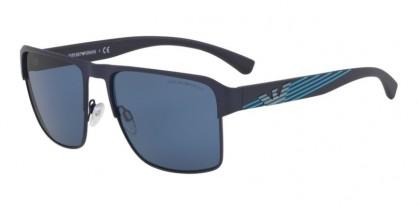Emporio Armani 0EA2066 313180 Matte Blue - Blue