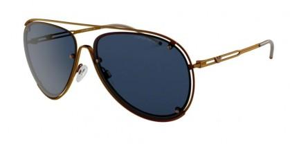 Emporio Armani 0EA2073 325580 Matte Copper - Blue