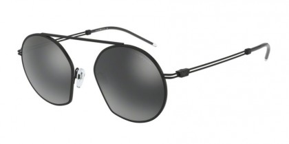 Emporio Armani 0EA2078 30016G Matte Black - Light Grey Mirror Black