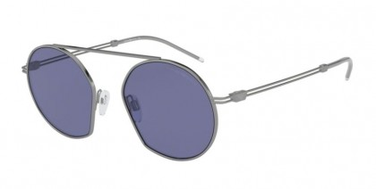 Emporio Armani 0EA2078 301076 Gunmetal - Dark Violet