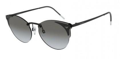 Emporio Armani 0EA2082 30013C Matte Black - Grey Gradient