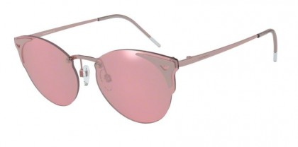 Emporio Armani 0EA2082 31671T Rose Gold - Pink Mirror Gold