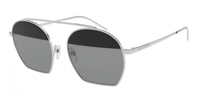 Emporio Armani 0EA2086 30156G Silver - Standard