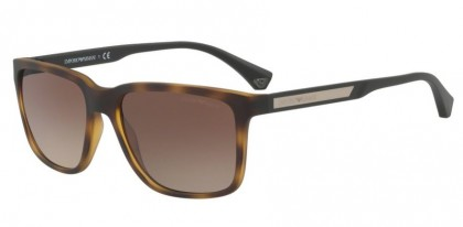 Emporio Armani 0EA4047 559413 Havana Rubber - Brown Gradient