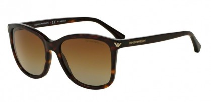 Emporio Armani 0EA4060 5026T5 Havana - Brown Gradient Polarized