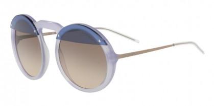 Emporio Armani 0EA4121 570513 Opaline Violet - Brown Gradient Grey
