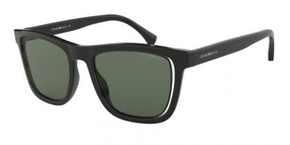 Emporio Armani 0EA4126 500171 Black - Green