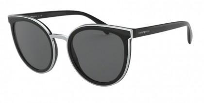 Emporio Armani 0EA4135 501787 Black - Grey