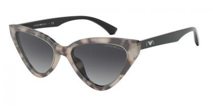 Emporio Armani 0EA4136 57968G Pink Havana - Grey Gradient
