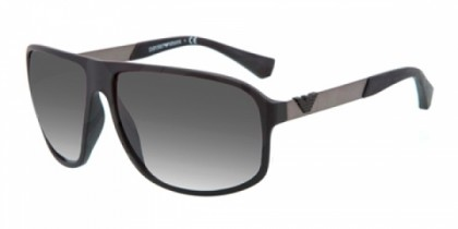 Emporio Armani ESSENTIAL LEASURE 0EA4029 50638G Black Rubber - Grey Gradient