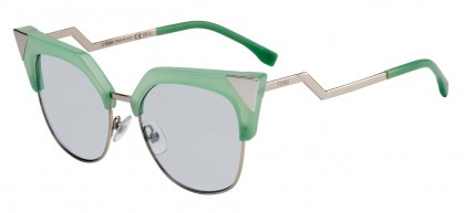 Fendi IRIDIA FF 0149/S 1ED/QZ Green - Azure Ft