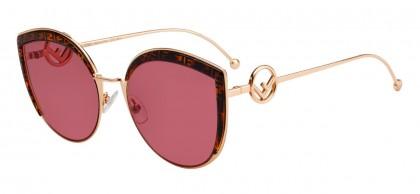 Fendi F IS FENDI FF 0290/S DDB/4S Gold - Pink