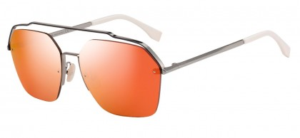 Fendi FENDI FANCY FF M0032/S C9A/UW Red - Orange