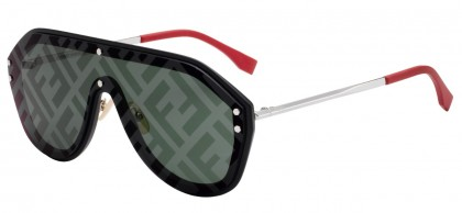 Fendi FENDI FABULOUS FF M0039/G/S 807/XR Black - Green