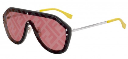 Fendi FENDI FABULOUS FF M0039/G/S KB7/7Y Grey - Red