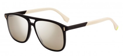 Fendi FENDI GLASS FF M0056/S 09Q/K1 Brown - Brown Silver