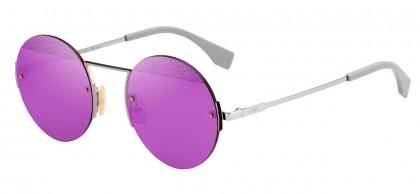 Fendi EYELINE FF M0058/S B3V/VQ Violet - Violet